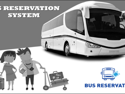 Bus Reservation System Project for CBSE Class 12th