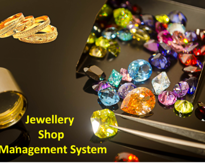Jewellery Shop Management System for CBSE Class 12th Students