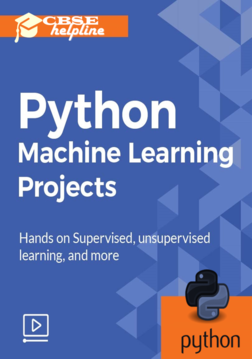 Python Project for class 12th